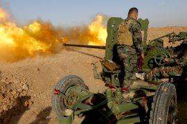 Иракская армия штурмует Эль-Фаллуджу