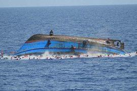 Свидетели: затонула лодка с сотнями мигрантов