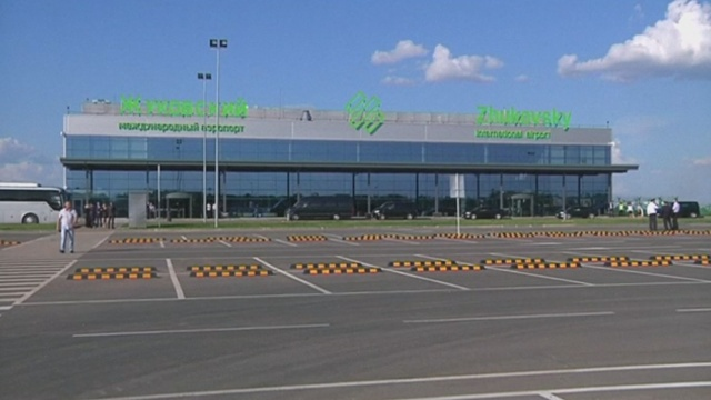 В Подмосковье открылся новый аэропорт Жуковский