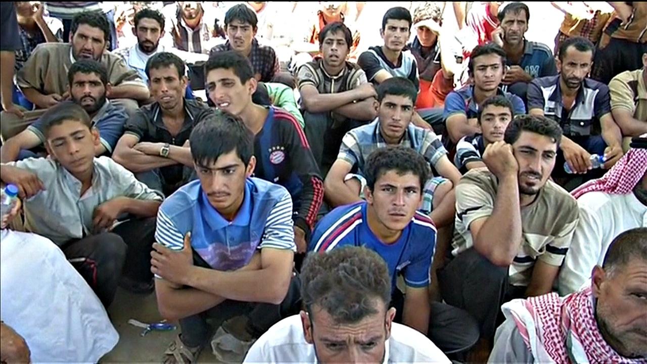 ИГ прикрывается от иракской армии мирными жителями