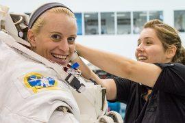 Микробиолог Кэтлин Рубенс впервые полетит на МКС