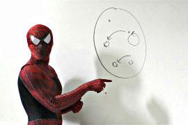 В Университете Мехико преподаёт спайдермен