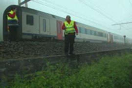 Крушение поездов в Бельгии: трое погибших