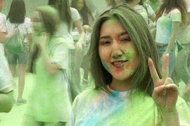 В Алма-Ате состоялся яркий благотворительный забег