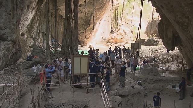Камбоджа: пещера возрастом 70 тысяч лет