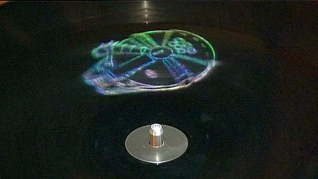Саундтреки к «Звёздным войнам» будут с голограммой
