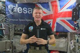 Астронавт Тим Пик: «Я скучаю по дождю»