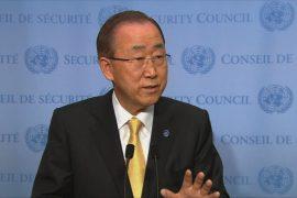 Пан Ги Мун: «Давление на ООН недопустимо»