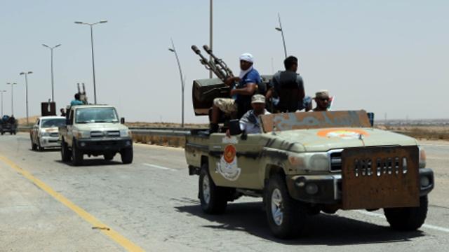 Боевиков ИГИЛ выбили из ливийского Сирта