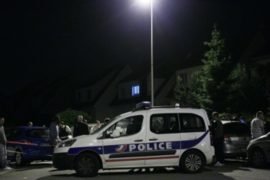 ИГ взяло ответственность за убийство полицейского