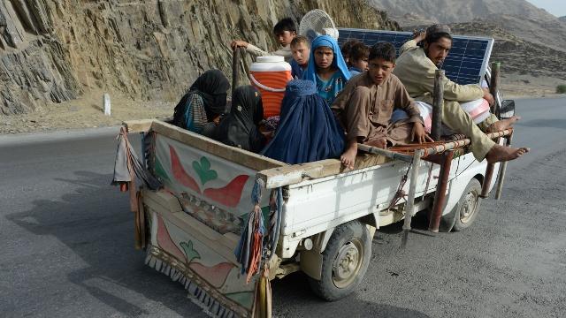 Междугородние поездки в Афганистане стали опаснее