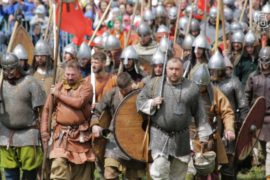 Как Москва погрузилась в эпоху Древней Руси