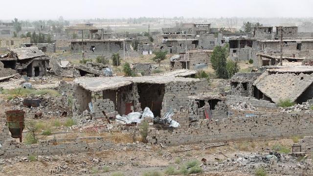 ВОЗ: Эль-Фаллудже угрожают вспышки болезней