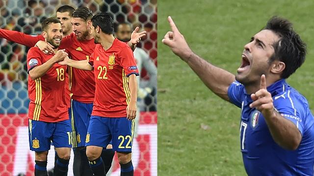 Евро-2016: Испания разгромила Турцию
