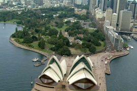 Ботанический сад Сиднея отмечает 200-летие