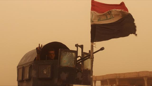 Иракская армия взяла Эль-Фаллуджу
