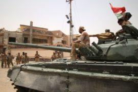 Военные Ирака уничтожили 2500 боевиков ИГ