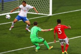 Евро-2016: определились победители в группе В