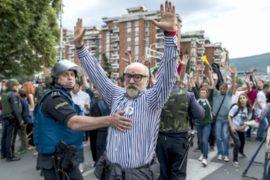 20 000 македонцев протестовали против коррупции