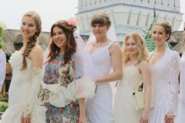 Свадьба 2016: мода на обряды древней Руси