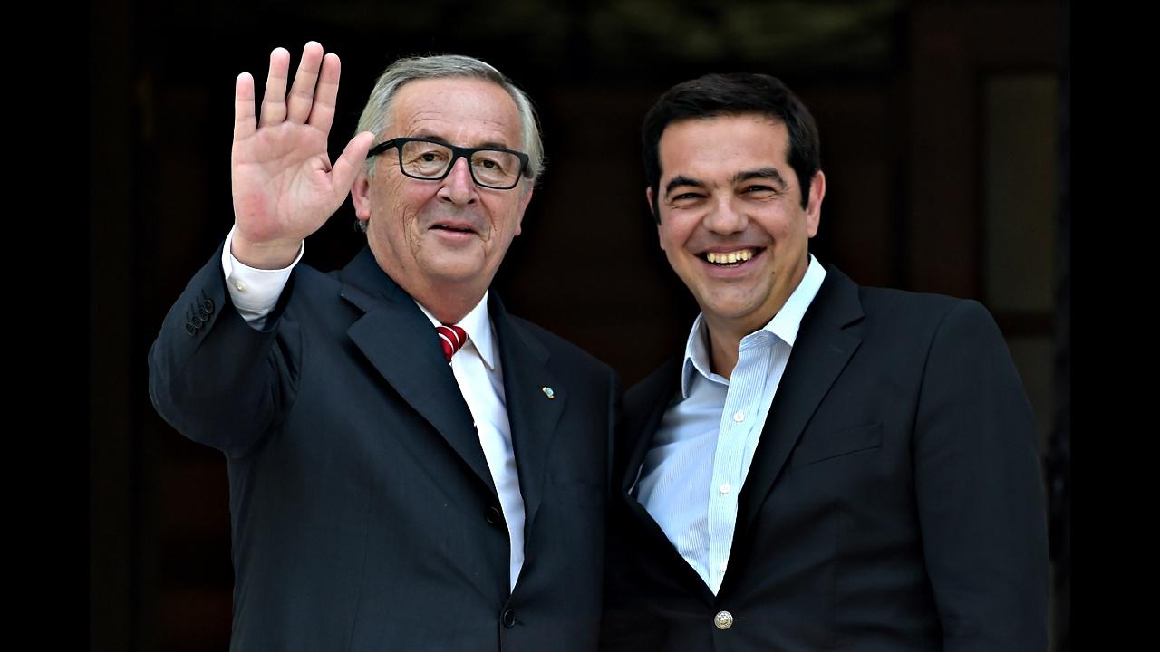 Греция получила помощь в размере 7,5 млрд евро