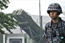 Власти Японии призывают Пхеньян к самоконтролю