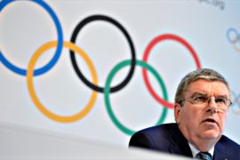 Российские атлеты приветствуют решение МОК