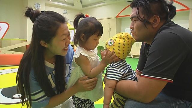 Родители в Китае учатся воспитывать по два ребёнка