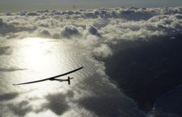 Solar Impulse 2 пролетел над Атлантикой за три дня