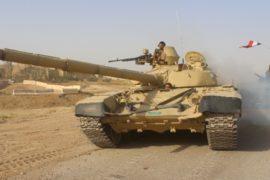 Иракская армия полностью освободила Эль-Фаллуджу