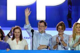 Правящая партия Испании победила на выборах