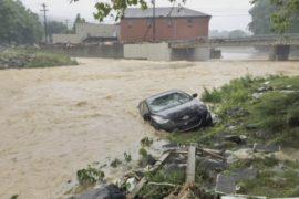 Западная Виргиния: сильнейшее за век наводнение