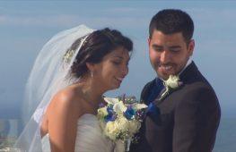 Остров Санторини предлагает сказочные свадьбы