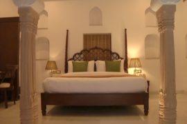 В Индии древний особняк перестроили в отель