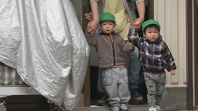 Японским сиротам дали шанс на семью