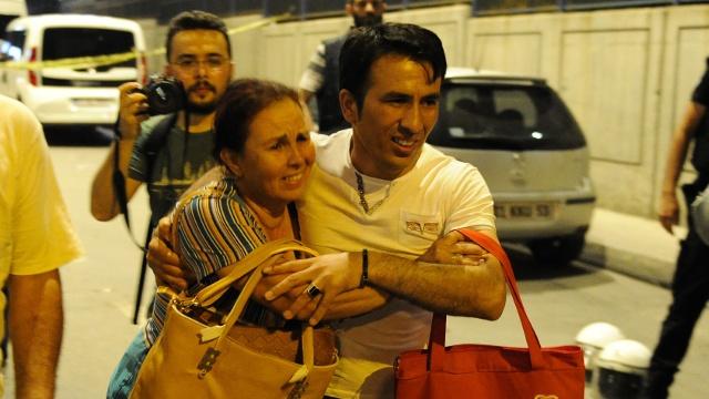 Теракт в аэропорту Стамбула: 36 погибших