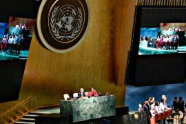 В Совбез ООН выбрали непостоянных членов