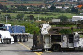 В Оахаке пустеют магазины из-за блокад автодорог