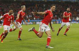 Сенсационная победа: Уэльс выходит в полуфинал Евро