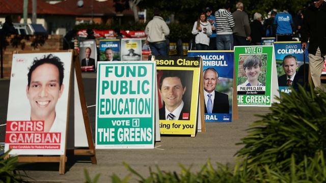 Австралия: выборы не принесли стабильности