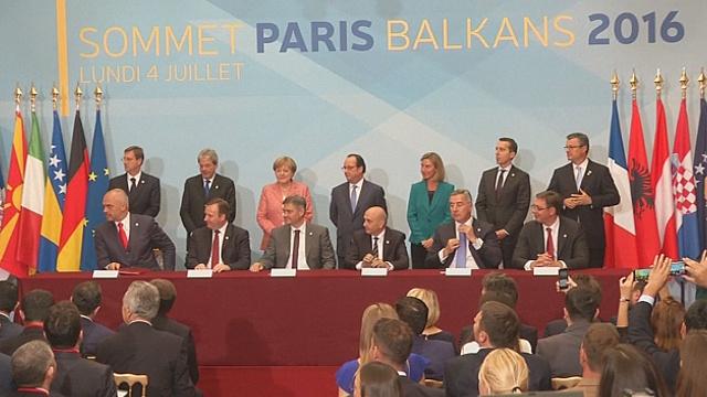 ЕС: «брексит» не помешает Балканам вступить в блок