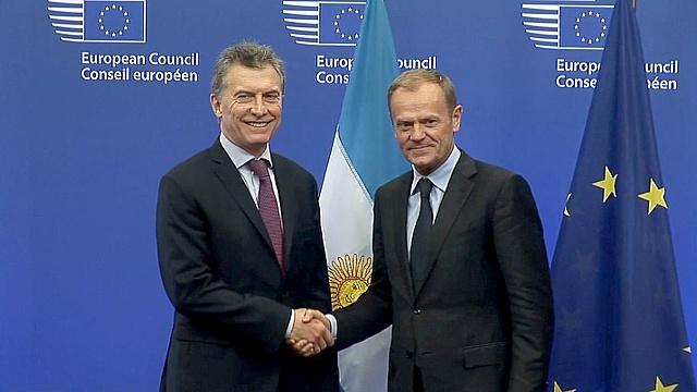 Аргентина налаживает торговлю МЕРКОСУР с ЕС