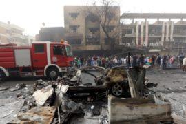Взрывы в Багдаде: разбор завалов продолжается