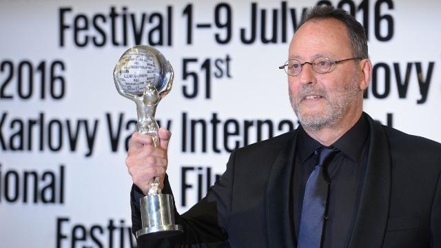 Жана Рено наградили за вклад в кинематограф