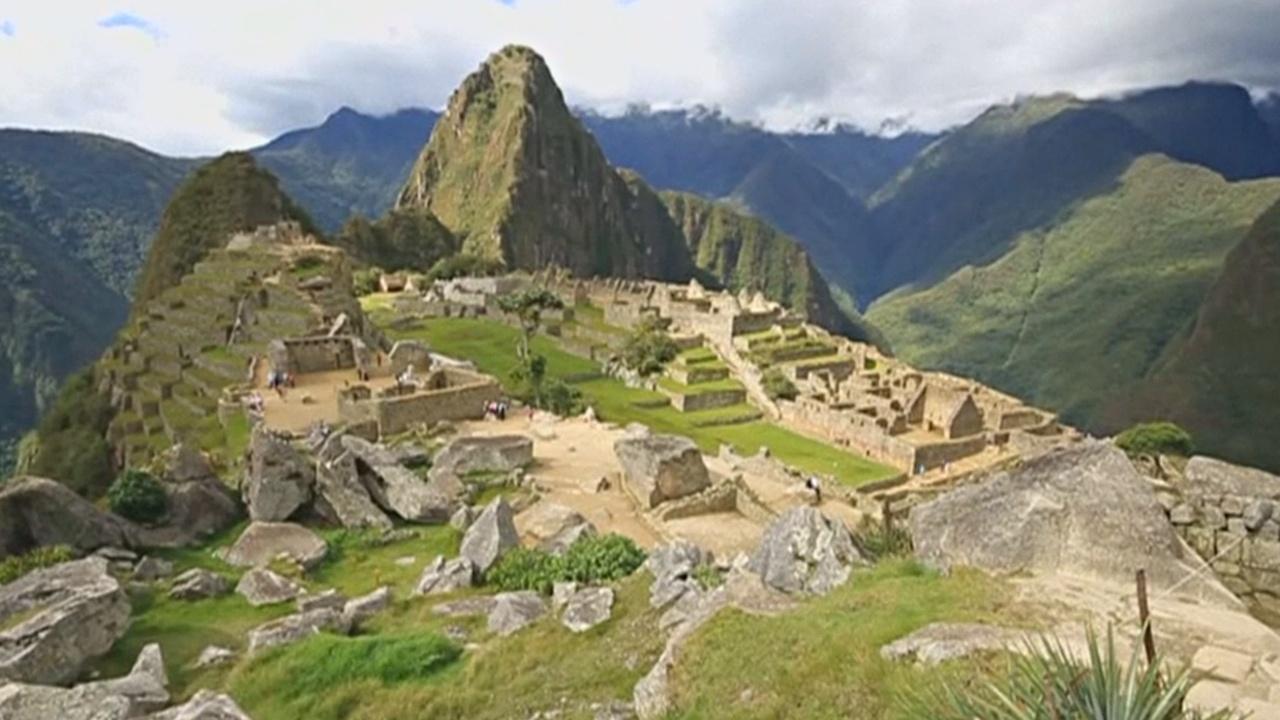 В Мачу-Пикчу нашли древние наскальные рисунки