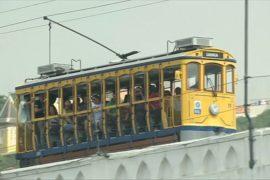 Трамваи вернулись на улицы Рио-де-Жанейро