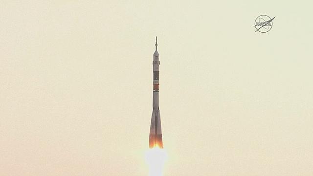 Корабль «Союз МС» доставит на МКС новый экипаж