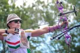Мексиканские лучники готовятся к Олимпиаде в Рио