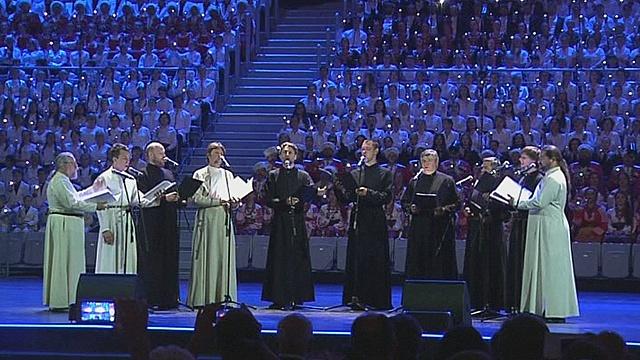 В Сочи стартовали Всемирные хоровые игры