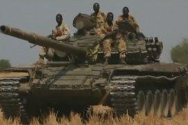 Сотни человек погибли в Южном Судане во время боёв